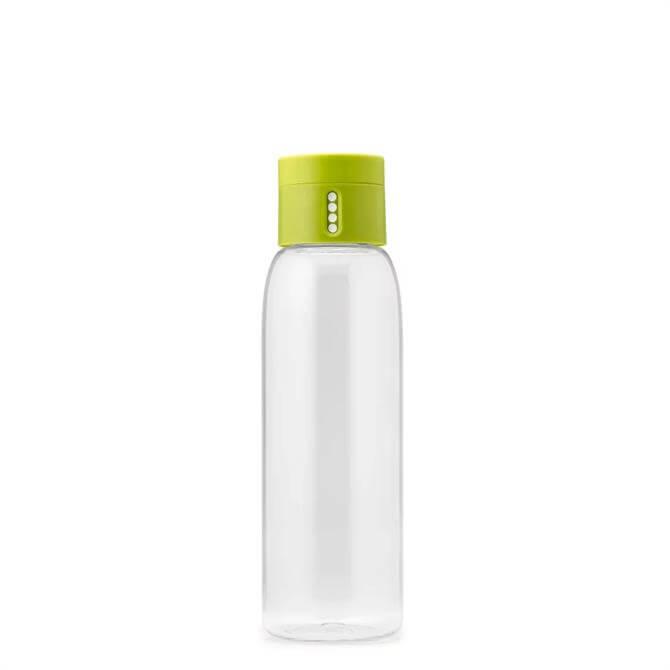 Joseph Joseph Dot Green Water Bottle 600ml