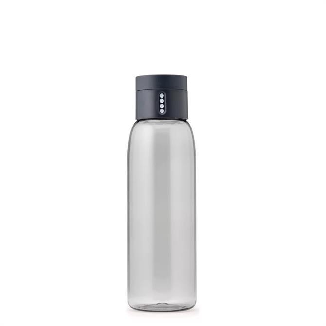 Joseph Joseph Dot Grey Water Bottle 600ml