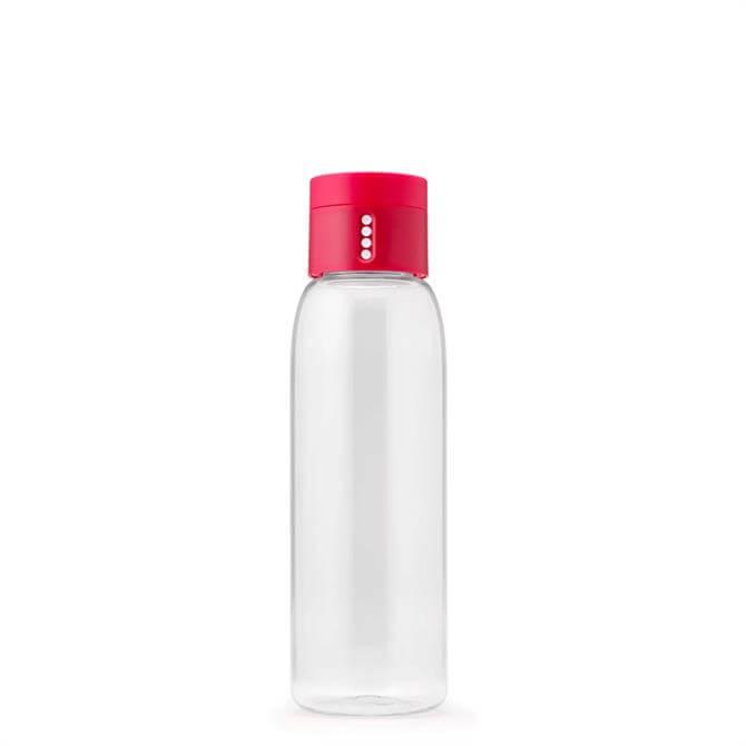 Joseph Joseph Dot Pink Water Bottle 600ml
