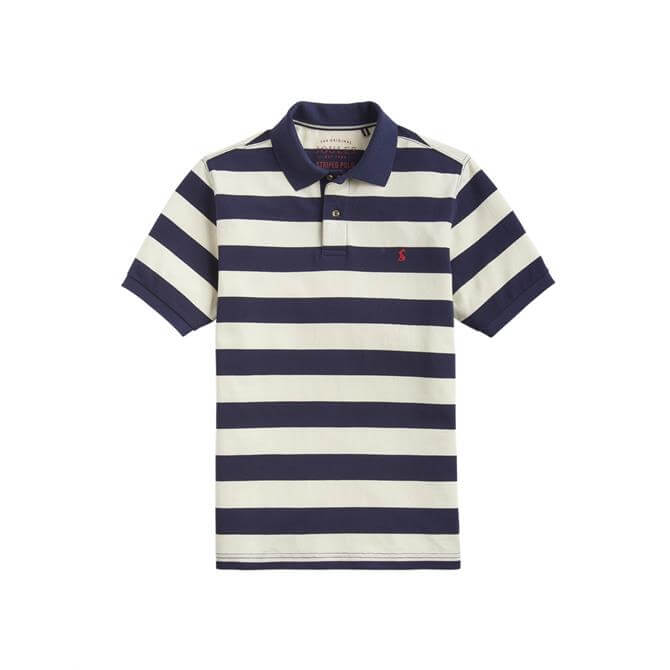 Joules Men's Filbert Striped Classic Fit Polo