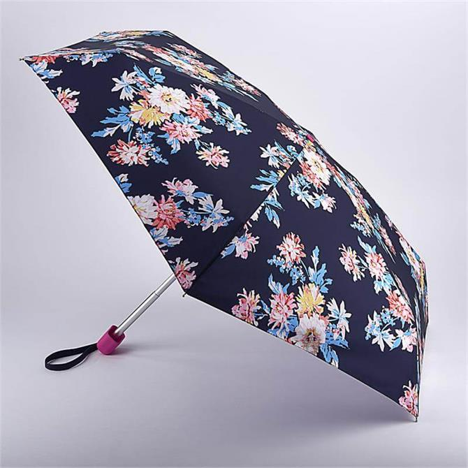 Joules by Fulton Tiny-2 Whistable Floral Umbrella