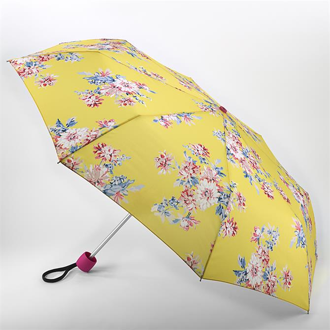 Joules by Fulton Minilite-2 Whitstable Floral Holiday Umbrella
