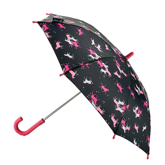 Joules Junior-4 Magic Unicorns Umbrella