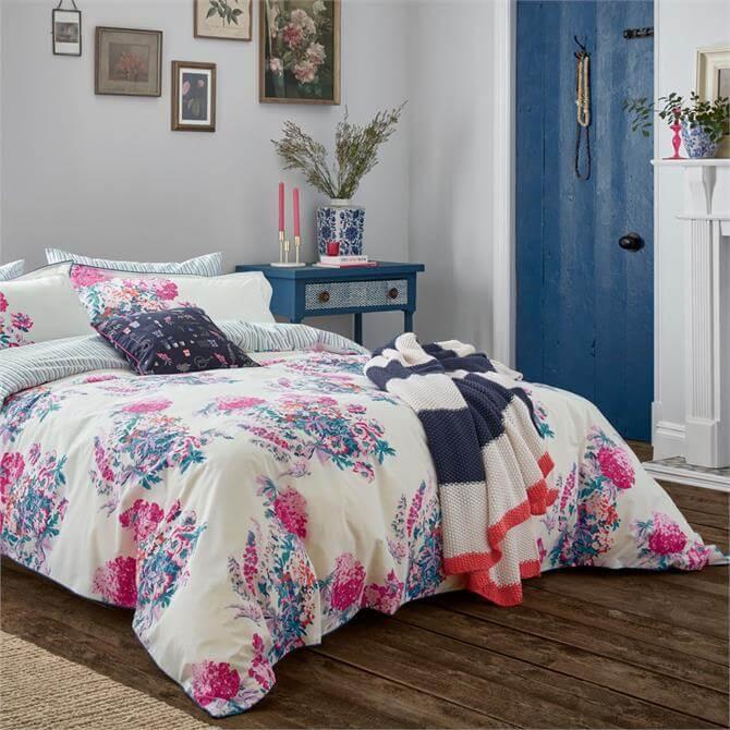 Joules Cottage Garden Floral Duvet Cover