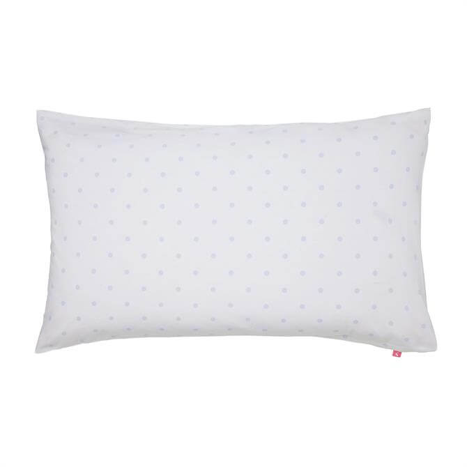 Joules Hollyhock Floral Housewife Pillowcase