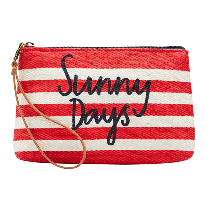 Joules Como Cosmetic Bag