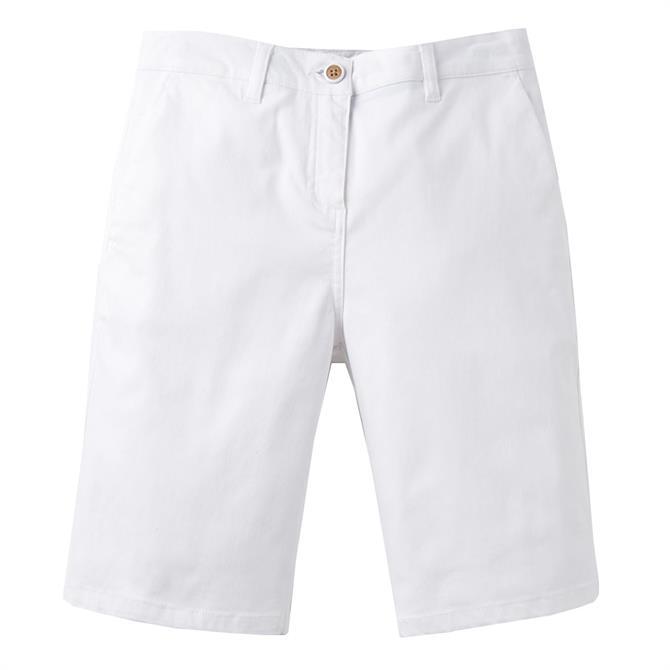 Joules Cruise Long Chino Cotton Shorts