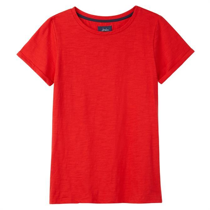 Joules Nessa Lightweight Jersey Cotton T-Shirt