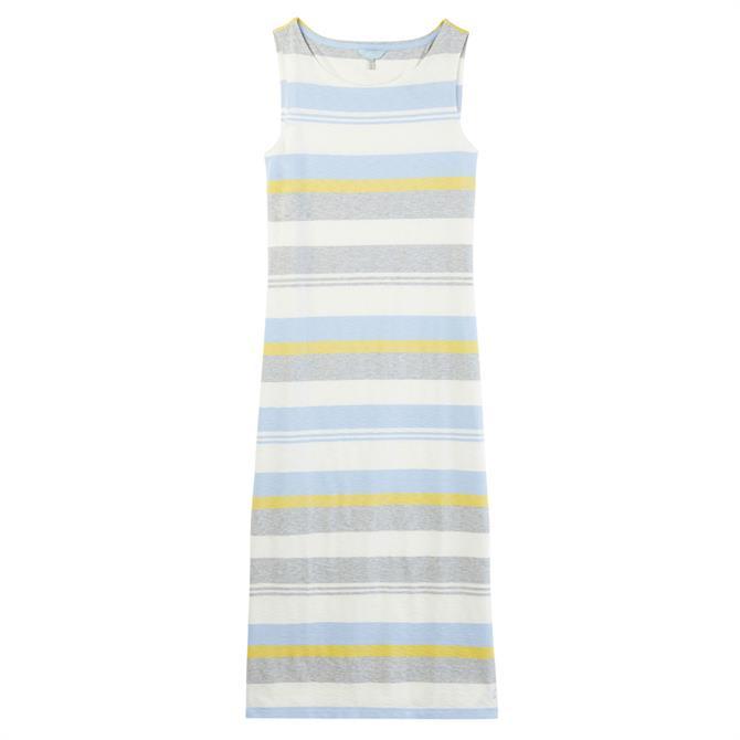 Joules Riva Midi Length Jersey Dress