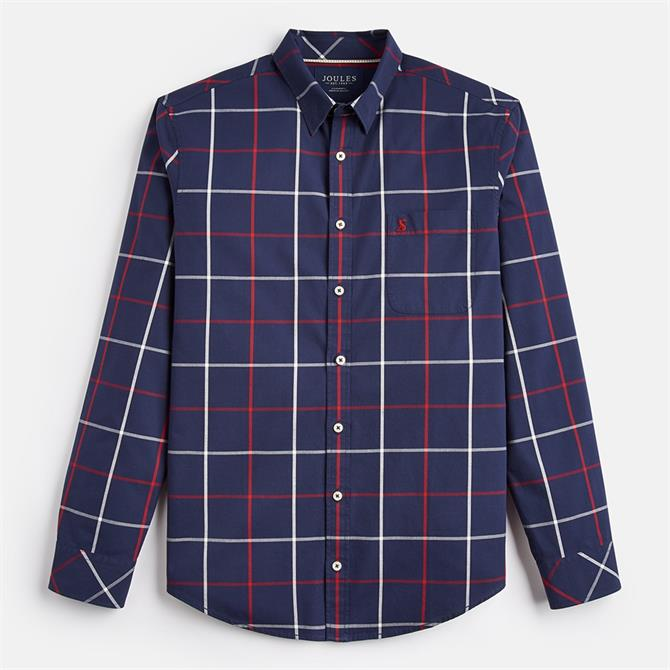 Joules Welford Classic Fit Check Shirt