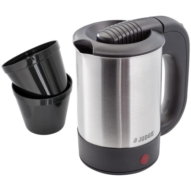 Judge Compact Travel Kettle: 500ml