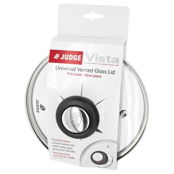 Judge Vista 16cm Replacement Glass Lid