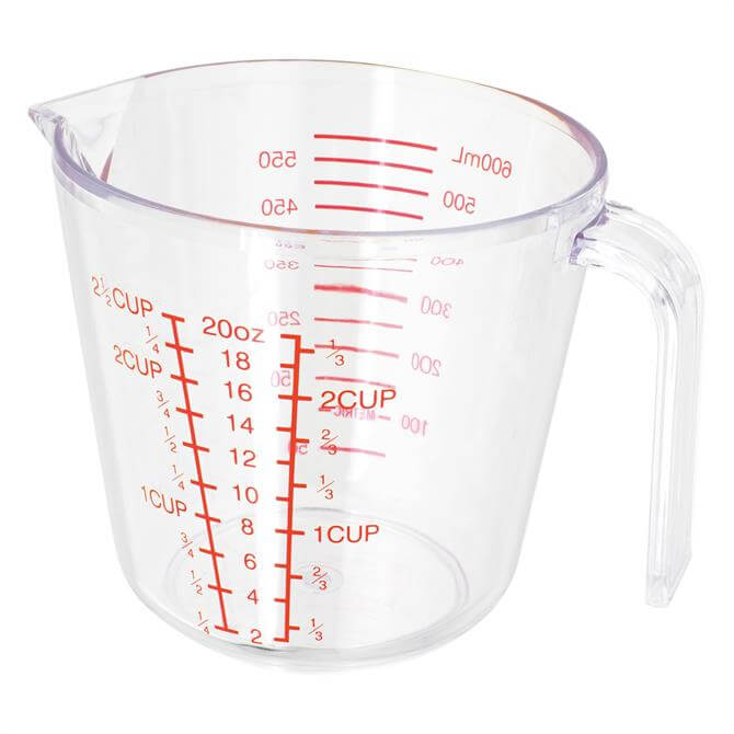 Judge Kitchen Measuring Jug: 600ml