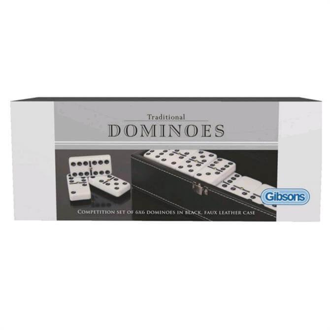 Gibsons Dominoes Set