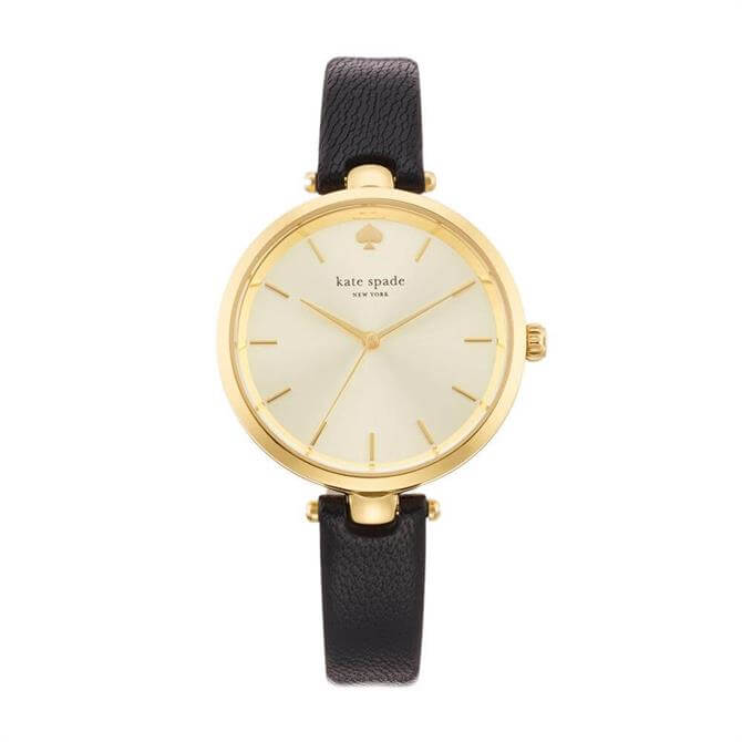 Kate Spade New York Black Holland Watch