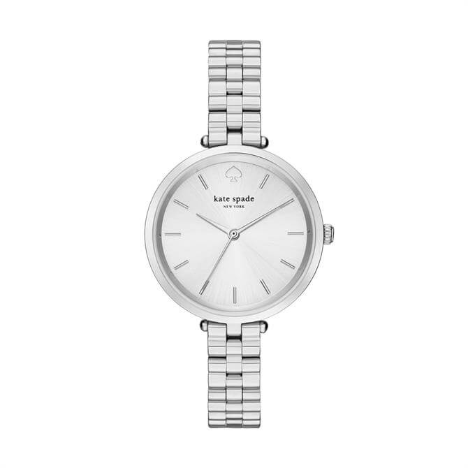 Kate Spade New York Silver Holland Watch