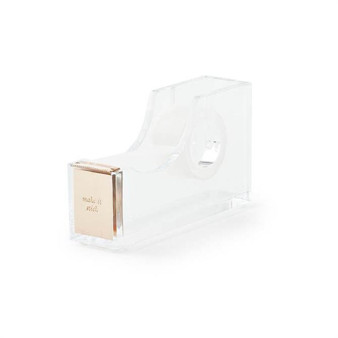 Kate Spade New York Strike Gold Tape Dispenser – Make It Stick