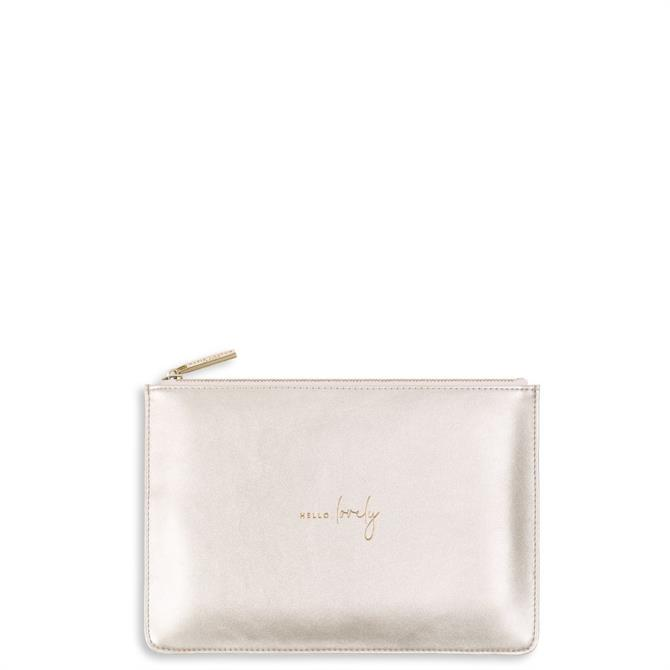 Katie Loxton 'Hello Lovely' Pouch