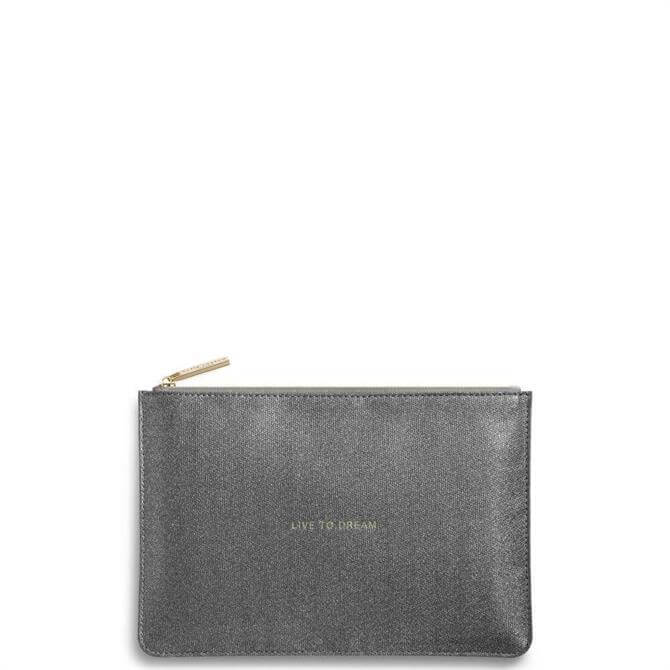 Katie Loxton 'Live to Dream' Pouch