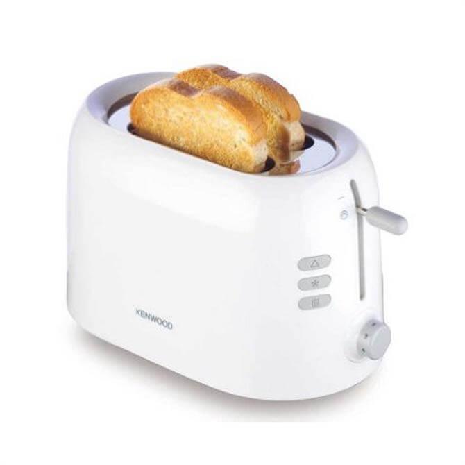 Kenwood True White 2 Slice Toaster