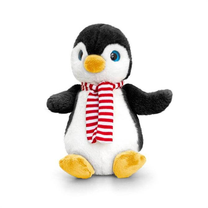 Keel 35cm Penguin with Scarf