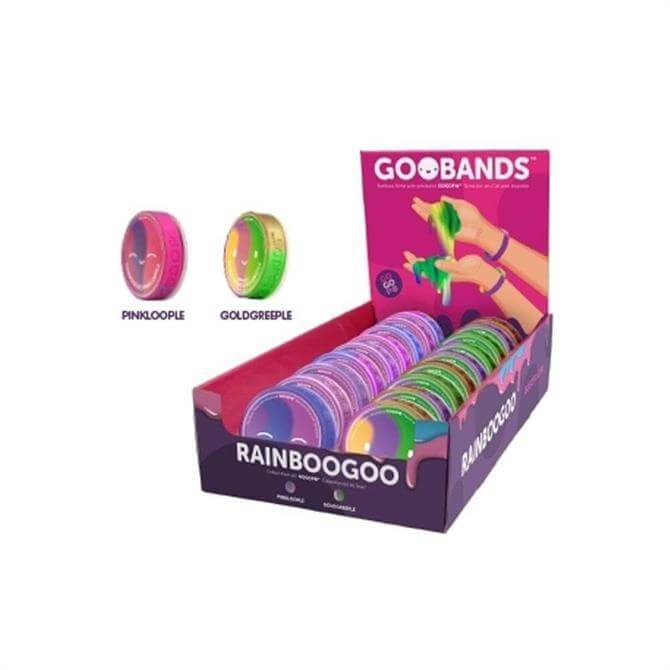 Goobands Rainboogoo Slime Assorted