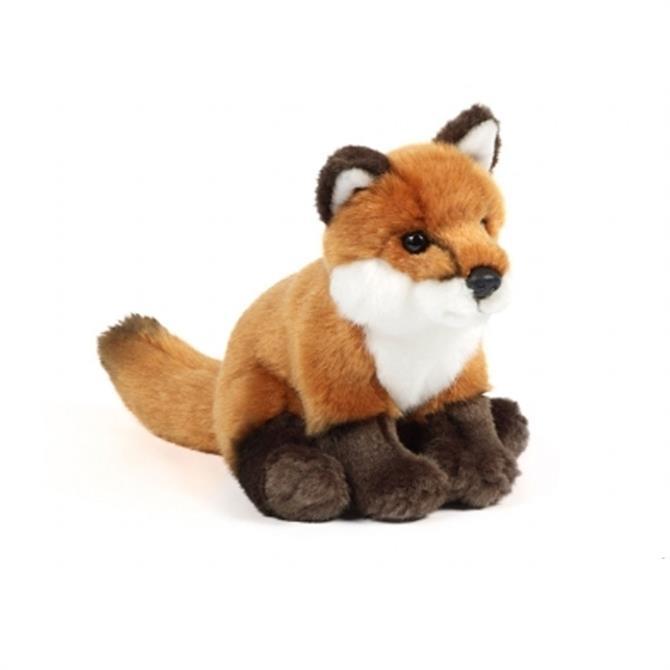 Living Nature Fox Sitting