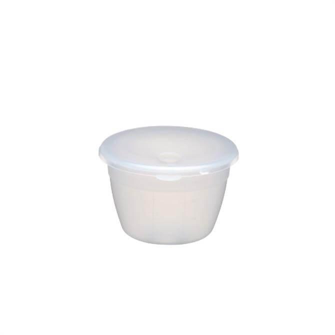 Kitchen Craft Plastic 150ml Pudding Basin and Lid