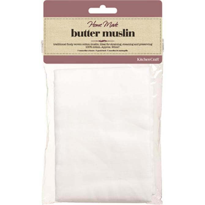 Kitchen Craft Home made Butter Muslin