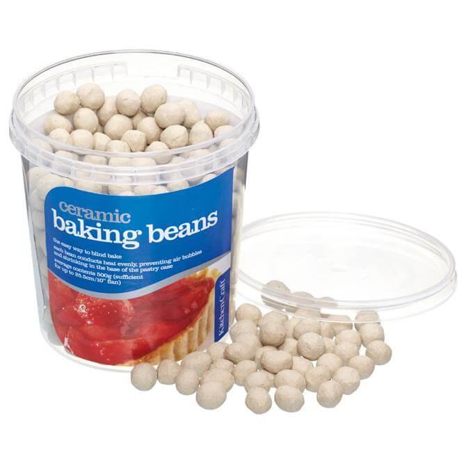 Kitchen Craft Tub of Ceramic Baking Beans (600g)