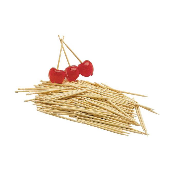 Kitchen Craft Pack of Two Hundred Cocktail Sticks