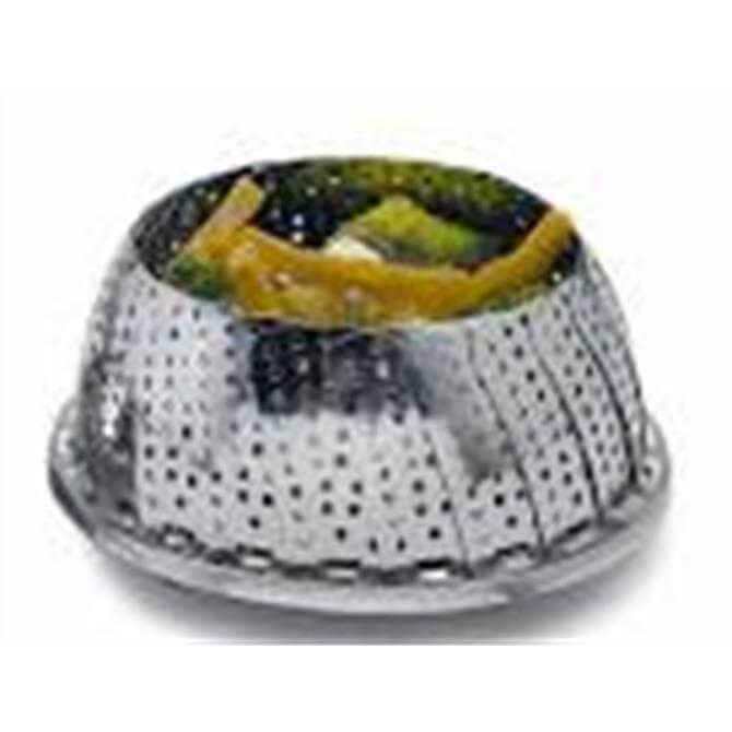 Kitchen Craft Collapsible Steaming Basket 23cm