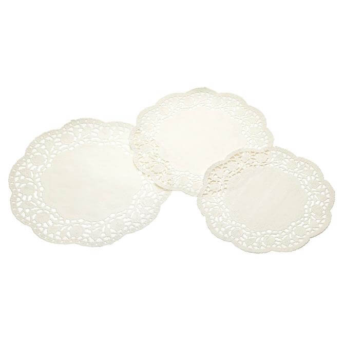 Kitchen Craft Sweetly Does It Pack of Twenty-Four Paper Doilies