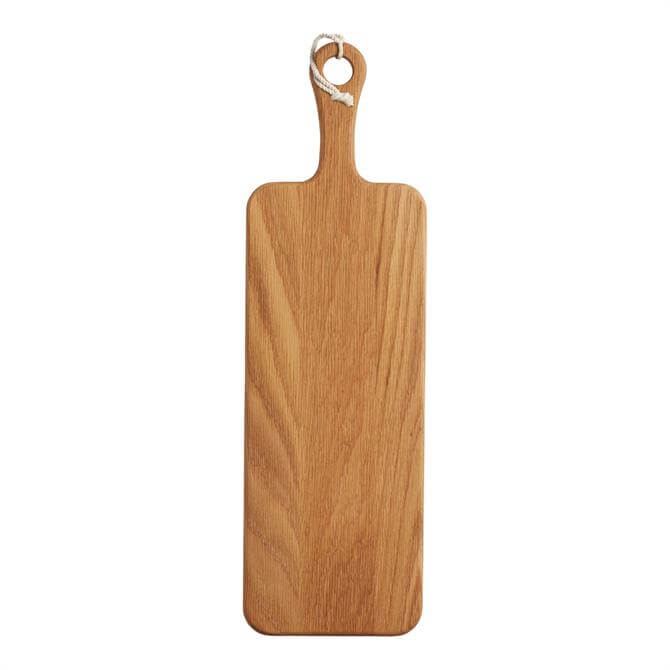 MasterClass Gourmet Prep & Serve Long Oak Paddle Board