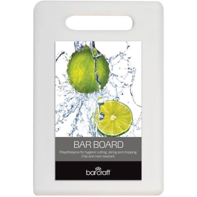 Kitchen Craft Bar Craft Polyethylene Bar Cutting Board