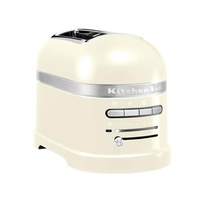 KitchenAid Artisan 2 Slice Toaster Almond Cream