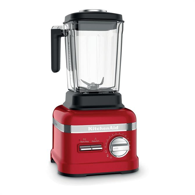 KitchenAid Artisan Power Plus Blender: Candy Apple Red