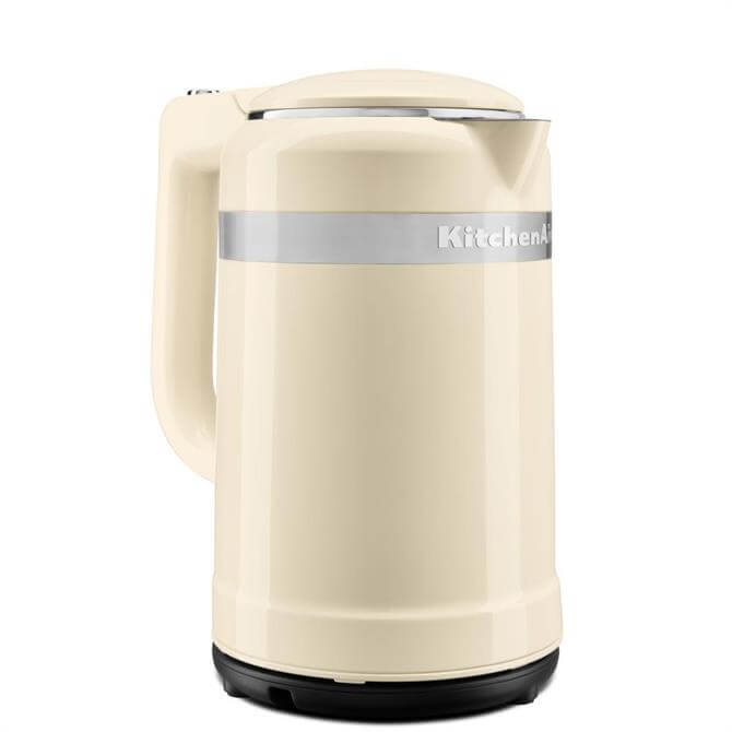 KitchenAid Almond Cream 1.5L Design Kettle