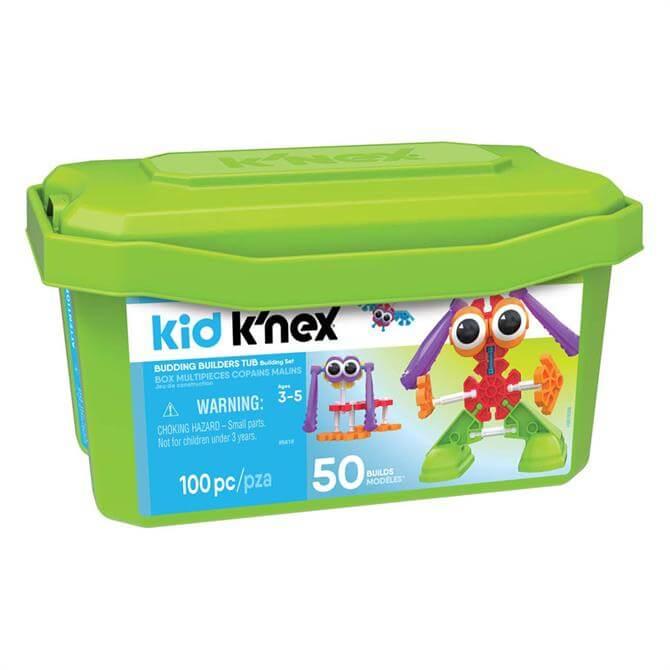 Kid Knex Budding Builders Building Set