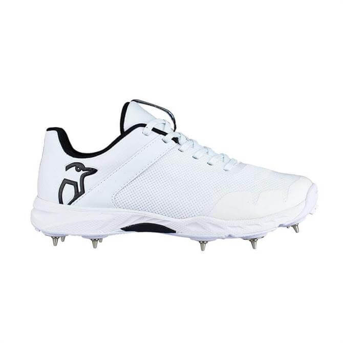 Kookaburra KC 3.0 Spike Cricket Shoe - White
