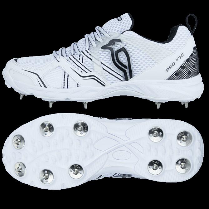 Kookaburra Junior Pro 770 Spike Cricket Shoe