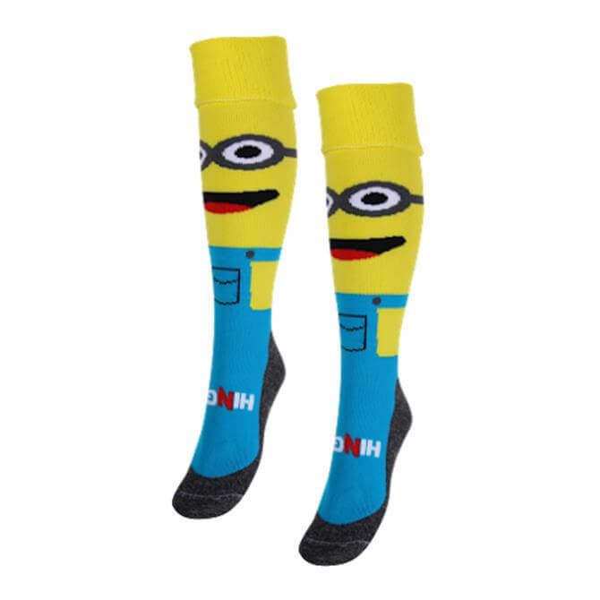 Hingly Yellow Man Hockey Socks