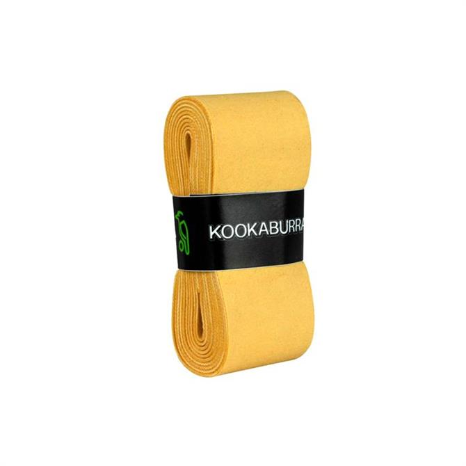Kookaburra Chamois Hockey Trip Tape- Yellow