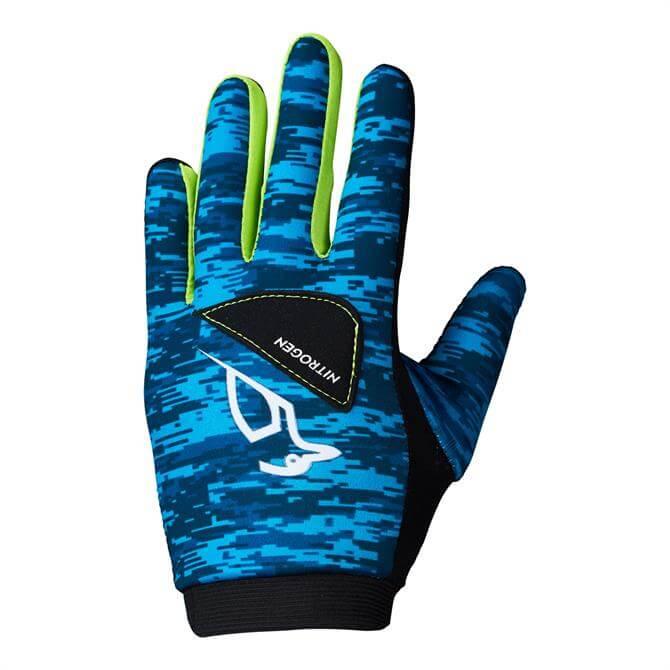Kookaburra Nitrogen Hockey Glove- Turquoise