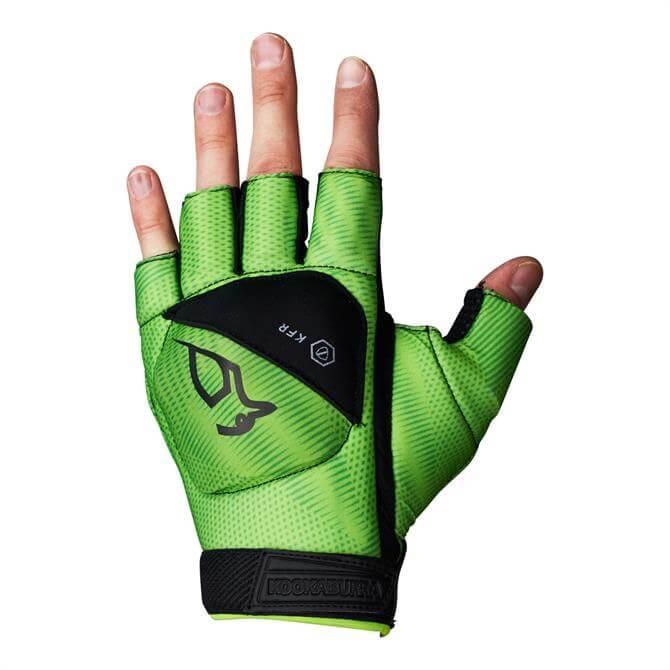 Kookaburra Xenon Left Hand Hockey Glove- Lime