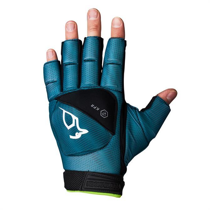 Kookaburra Xenon Plus Left Hand Hockey Glove- Turquoise