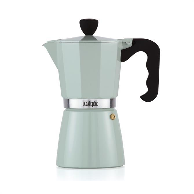 La Cafetiere Pistachio Classic Espresso Maker
