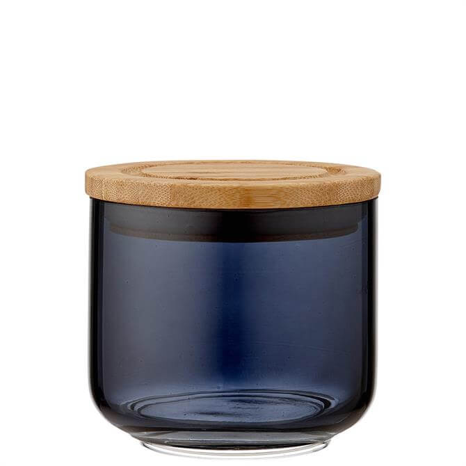 Ladelle Stak Midnight Glass 9cm Cannister