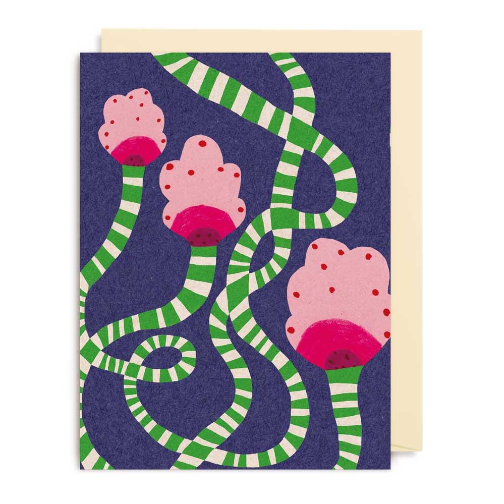 An image of Lagom Monika Forsberg Mini Card - 4175