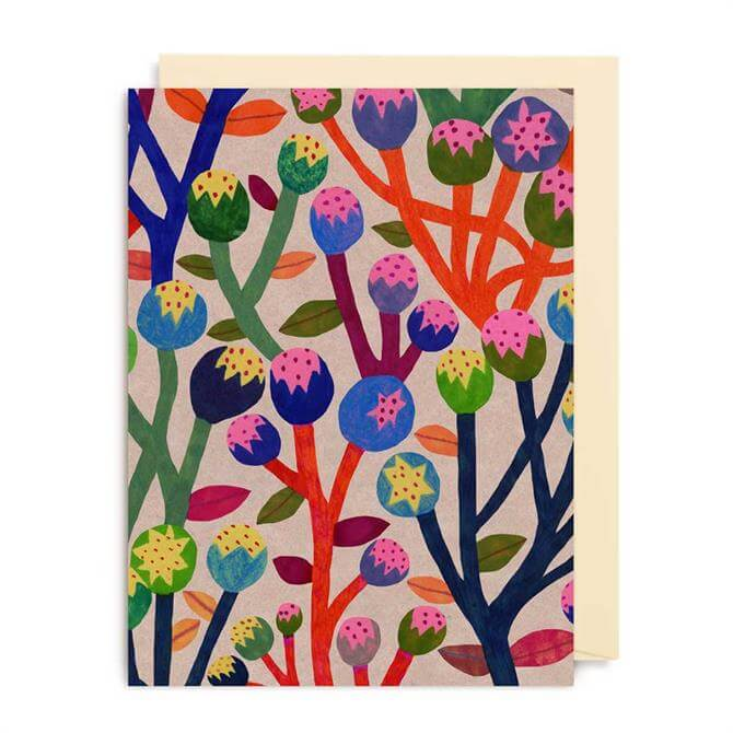 Lagom Monika Forsberg Mini Card